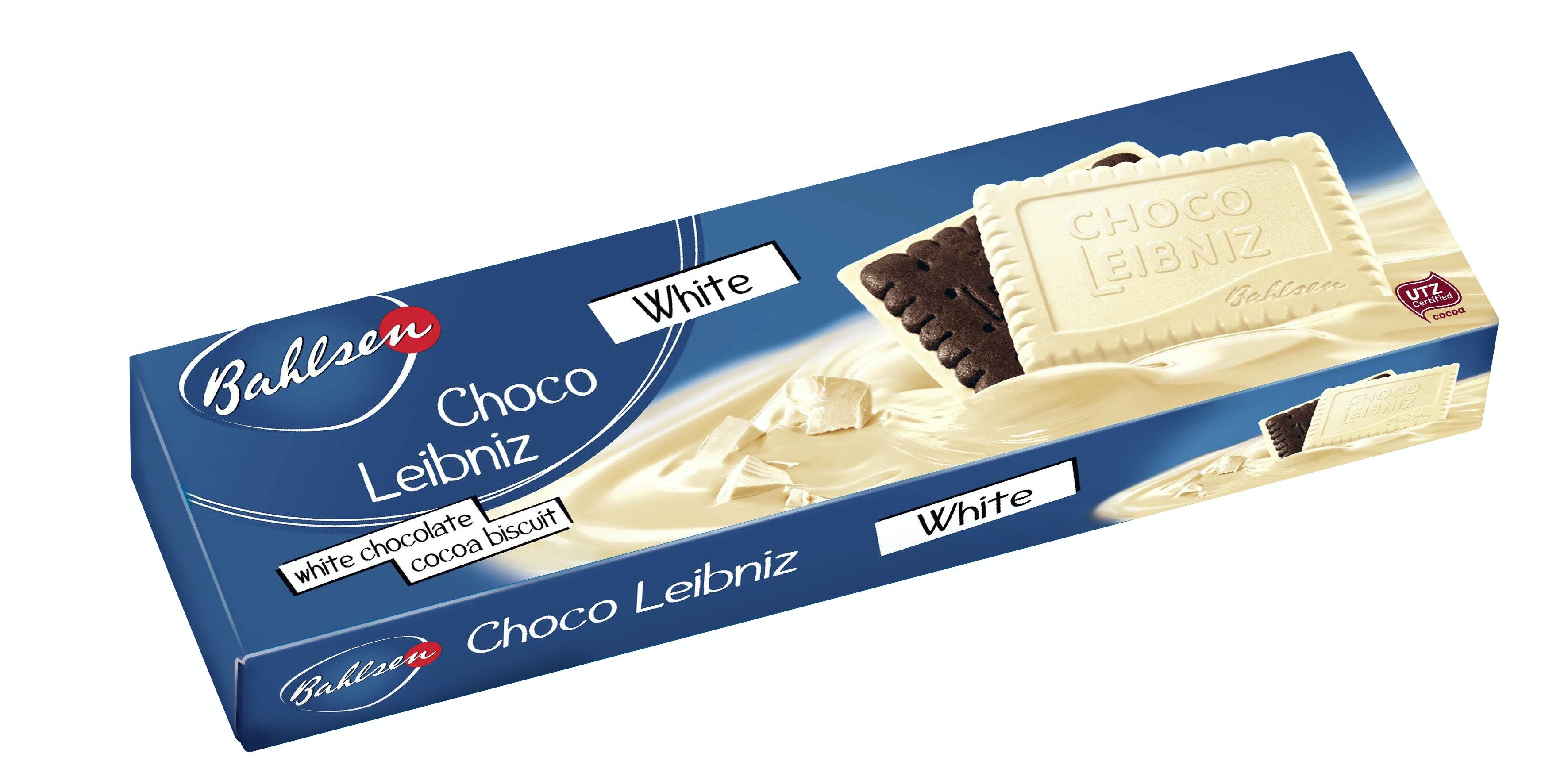 Bahlsen choco leibniz white