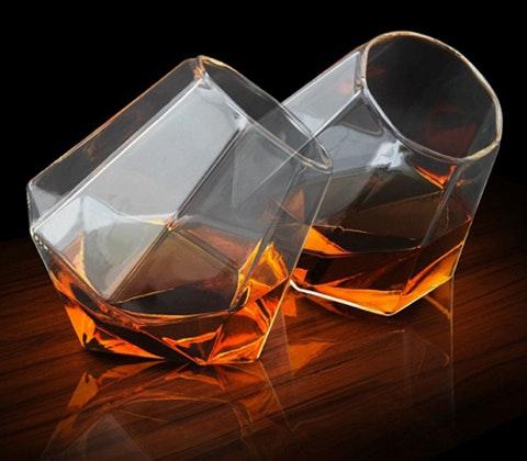 Diamond Glass set of 2 sweepstakes