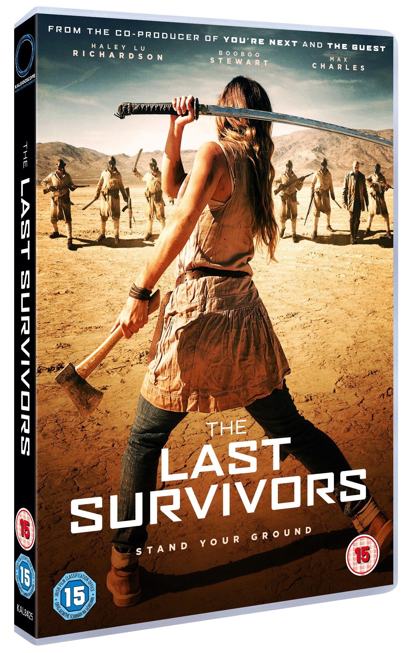 Lastsurvivors dvd 3d