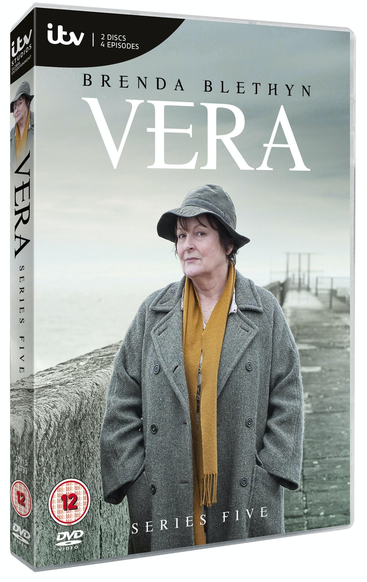Vera DVD sweepstakes