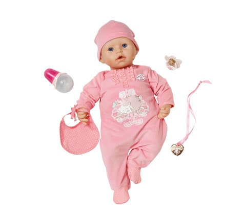 Win baby annabell doll