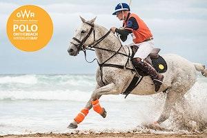 Polo on the beach grazia