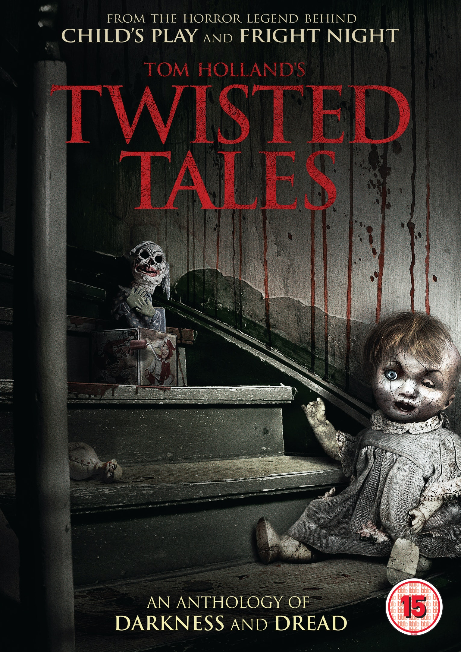 Twistedtales dvd 2d
