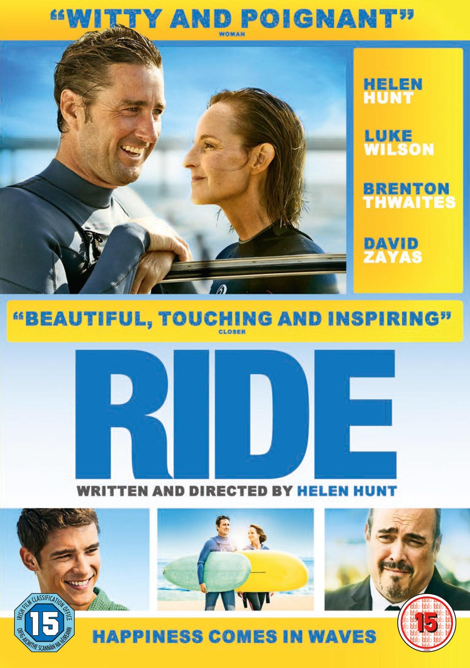 Ride dvd 2d