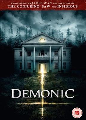 Demonic dvd 2d