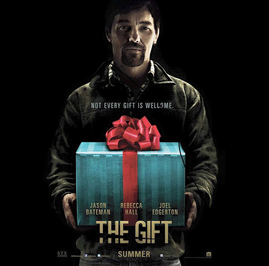 The gift movie poster box