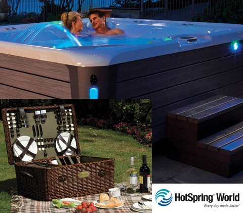 Yours hotspring hamper comp