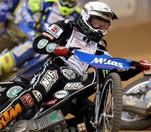 Britains tai woffinden in action at british fim speedway grand prix cred
