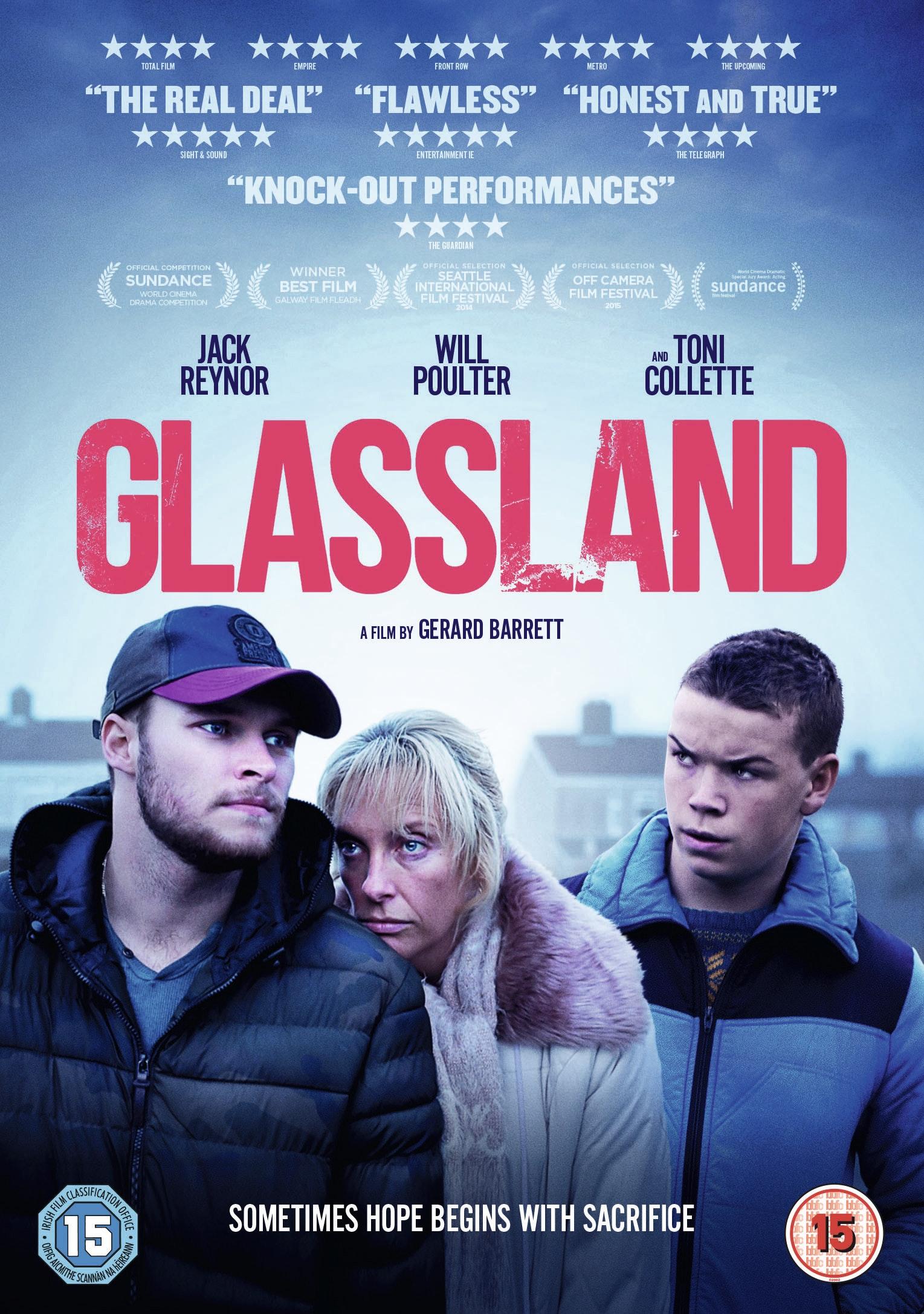 Glassland dvd 2d