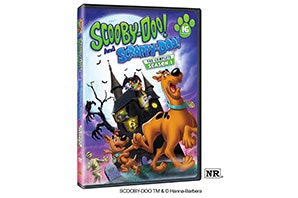 Scooby doo dvd sm
